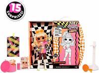 LOL Surprise! OMG Lights Speedster Fashion Doll - 15 Surprises - NEW & Sealed!