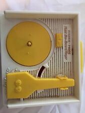 Fisher Price Music Box Record Player Bintage