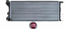 RADIATORE FIAT PANDA 141A 4X4 PRIMA SERIE SISLEY