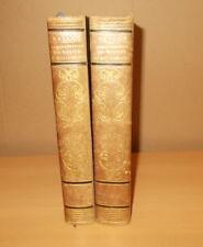 ECONOMIE BAILLY ADMINISTRATION DES FINANCES DU ROYAUME UNI 2VOL 1837 RELIE