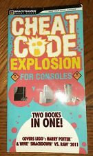Cheat Code Explosion for Handhelds & Consoles - 2 Books in 1