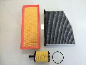Filter Kit fit VOLKSWAGEN CADDY 2K TDI DIESEL 2005-2010 R2615P A1711(509 RCA149C