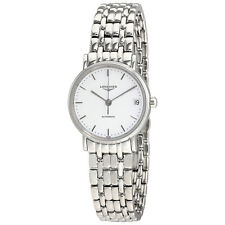 Longines Presence Automatic White Dial Ladies Watch L43224126
