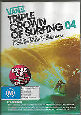 Vans Triple Crown Of Surfing '04  DVD  I2
