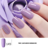 RS Nail Gel Nail Polish UV LED Varnish Purple Soak Off Professional 149 15ml