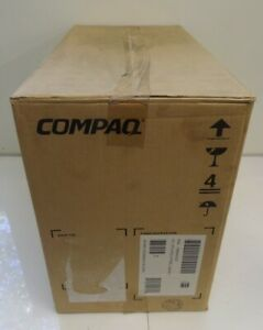 Case of 8 Compaq 164989-001 Trackball PS/2 White Keyboards SPANISH New