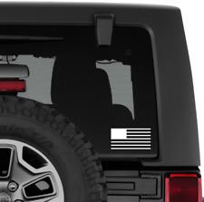 AMERICAN FLAG - Die Cut Vinyl Sticker Decal for Car Bumper Laptop Window