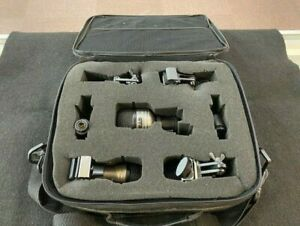 CAD Pro-7 7-Piece Drum Microphone Set with Case - 116861-1