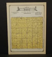 Iowa Plymouth County Marion Township 1921   W11#25