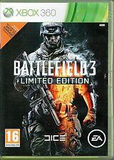 Xbox 360 - Battlefield 3 -- Limited Edition (2011) - European Version