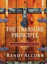 THE TREASURE PRINCIPLE  - RANDY ALCORN - HARDCOVER - 2005