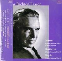 HANS RICHTER-HAASER-MIHAPPYO HOSO STUDIO ROKUON SHU-JAPAN 2 LP Ltd/Ed AI70