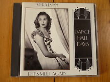 Vera Lynn-Let 's Meet Again/Point Productions CD 1993 RARE!