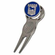 Ipswich Town Football Club Pitchmark Repair Tool & Ball Marker Free UK P&P