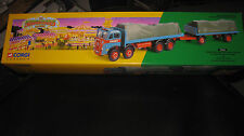 Corgi Classic Showmans Circus Atkinson 8 Wheel Truck & Trailer Billy Crow 27602