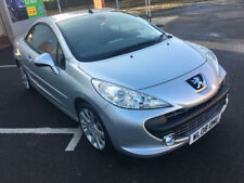Peugeot 207 1.6 HDi 110 bhp GT Coupe Convertible  2008 08 , 71400 miles FSH