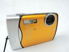Olympus Stylus 850 SW 8.0MP Digital Camera Waterproof Orange