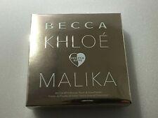 BECCA x Khloé Kardashian & Malika Haqq Bronze, Blush & Glow Palette By Khloe'
