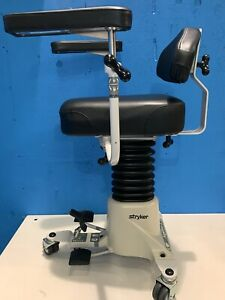 Stryker 830 Surgistool II Surgeon Stool with arms