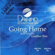 Going Home - The Gaither Trio - Accompaniment Track