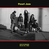 PEARL JAM LIVE IN CHICAGO 92 NEW 180G VINYL LP Gift Idea Rare Collectable Record