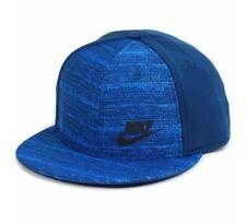 Nike True Tech Pack Snapback Cap Hat Azul 803718-423