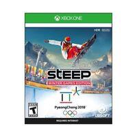 Ubisoft Steep Winter Games (XB1)