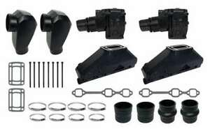OMC V6 EXHAUST MANIFOLD CONVERSION KIT REPLACES 1-PIECE MANIFOLDS 4.3 L RISERS