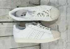 NEW ADIDAS SUPERSTAR 80S CORK LOW SNEAKERS WOMEN SHOES WHITE (BY8708) SIZE 8.5