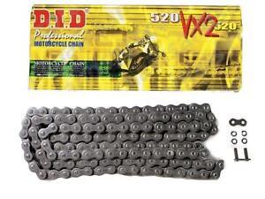 Husaberg FE400 e 2000-2003 DID VX2 Heavy Duty X-Ring Chain