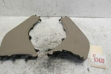 01 02 03 ACURA 3.2 CL TYPE S LEFT RIGHT SIDE CENTER CONSOLE FRONT TRIM PANEL OEM