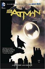 Batman New 52 Volume 6: Graveyard Shift Softcover Graphic Novel