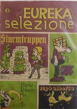 EUREKA SELEZIONE N.9 CORNO 1980 STURMTRUPPEN LUPO ALBERTO ANDY CAPP