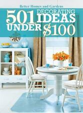 501 Decorating Ideas Under $100 Better Homes and Gardens Home