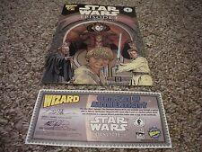 Star Wars Episode I The Phantom Menace 1/2 (May 1999) Dark Horse / Wizard NM/MT