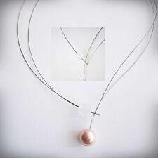 Behandelter gefärbter Echtschmuck-Halsketten & -Anhänger im Collier-Stil