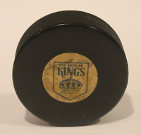 Los Angeles Kings game used vintage hockey puck! RARE! Guaranteed Authentic!