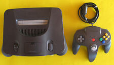 Nintendo 64 N64 Console With Cables + Controller
