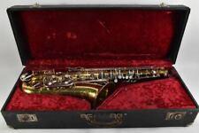 g28w78- Saxophon Goldstar mit Koffer