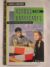 Across the Barricades (Plus), Lingard, Joan, Very Good Book