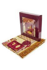 Hajj and Umrah Gift Set scent prayer rug quran rosary tesbih Hac Umre