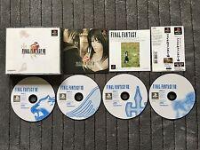 Final Fantasy VIII 8 - SPINE - JAP - PS1 - Playstation - Sony