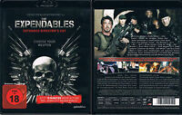 THE EXPENDABLES --- Blu-ray --- Extended Director's Cut --- FSK 18 ---