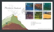 29077) UK - GREAT BRITAIN 2004 FDC Vacations 4v