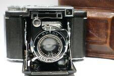 Zeiss Ikon Super Ikonta B 530/16, 120 roll film camera with Zeiss 8cm 1:2.8 lens