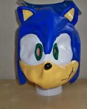 ADULT OFFICIAL SONIC THE HEDGEHOG VINYL MASK COSTUME NWT RU4930