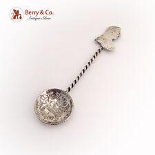 Maria Theresa Coin Spoon Austria Coin Silver