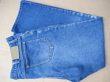 Lee Jeans Mens Size 42x32 ( Actual Measured 41x31 ) Blue Made in U.S.A.