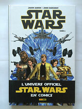 PANINI COMICS STAR WARS SKYWALKER PASSE A L'ATTAQUE TOME 1 2015 6 ISSUES FRENCH