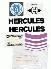 Seltener original - Hercules Saxonette 03  Dekosatz - Rar - ET: P005199472101006